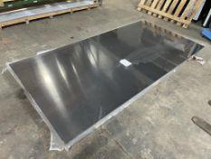Sheet of 10mm Aluminium Plating | Size: 250cm x 125cm