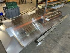 6 x 2mm & 4mm Sheets of Aluminium in Various Sizes | See Description