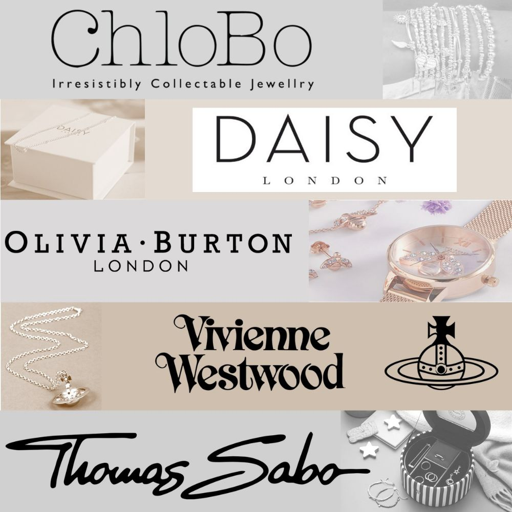 Stock of 3 Designer Jewellery Stores | Cost Price £292,528 | New & Ex-Display | Brands: ChloBo, Clogau, Thomas Sabo, Olivia Burton, Ol&Co  10%BP