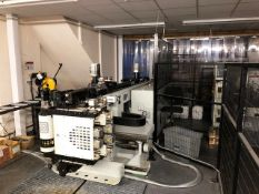BLM E-Turn 32 CNC Fully Electric Tube Bender | YOM: 2014 | w/ Tooling & Ultrasonic Cleaning Tank