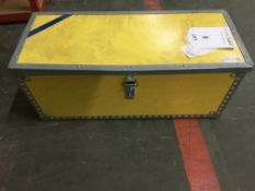 R5 MKI Refrigeration Kit in Tool Box | 1903-364A with Custom Built Lifting Tackle W/ Lifting Eye