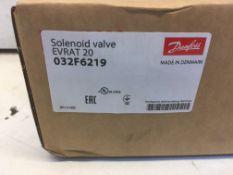 Danfoss EVRAT 20 Solenoid Valve