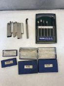 Various Mixed Eclipse Lathe Toolbits For Steel