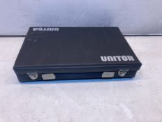 Unitor Model K Thermometer Kit W/ Case