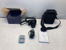 Canon Powershot SX530 HS Camera W/ Case & Accessories
