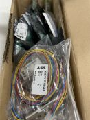 Box of Assorted Electrical Components | See pictures for more details