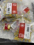 30 x Bags RS-PRO Insulated Spade Connectors | 100 pcs per bag