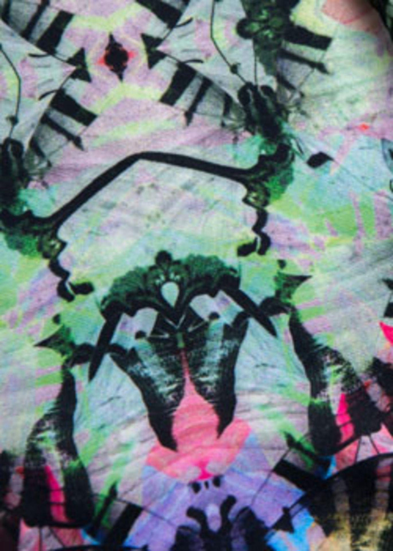 4 x Paraqeet Print Leggings | XS | 4 Designs - Image 8 of 8