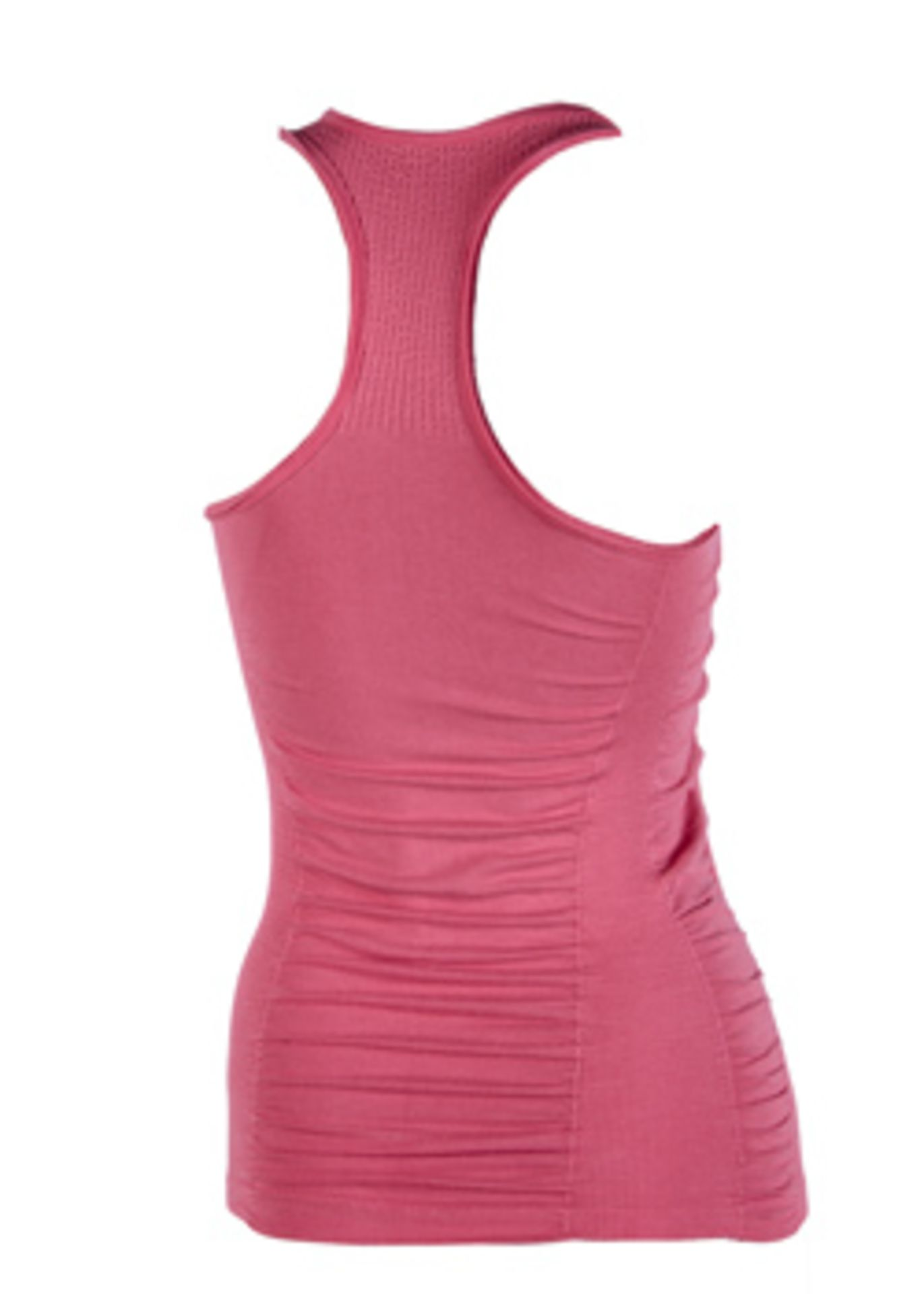 2 x Bamboo Seamless Soft Tanks   L & M   2 Colours - Image 2 of 2
