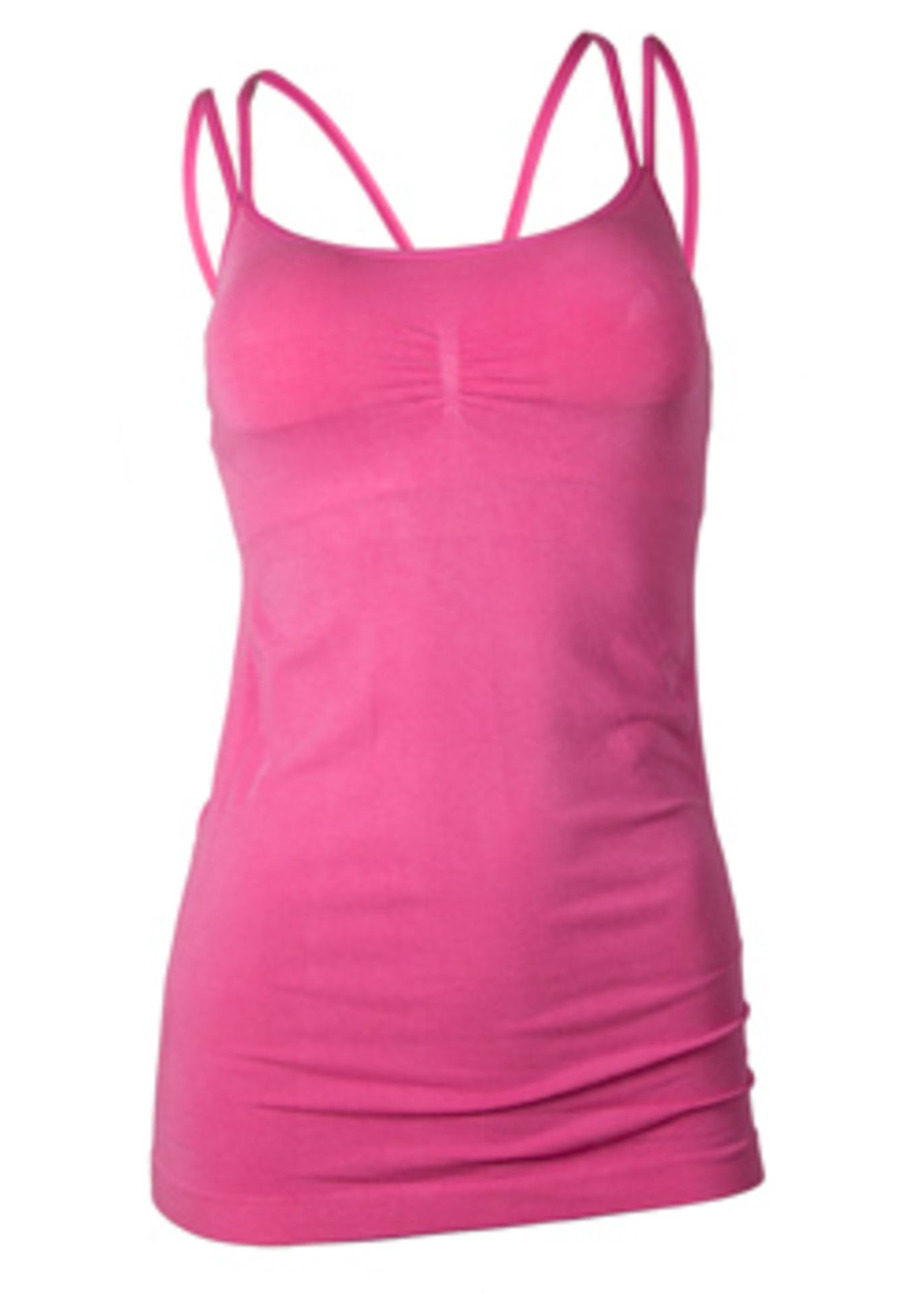 3 x Bamboo Yoga Flow Tops w/ Padded Bra | XS - Image 3 of 4