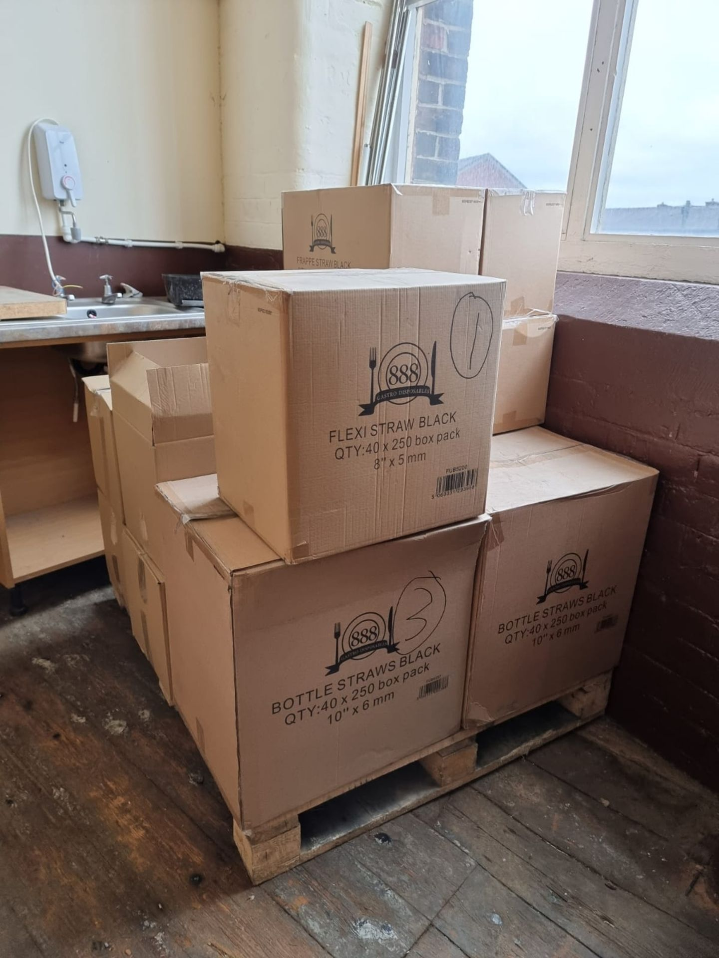 22 x Pallets of Disposable Catering Items | See description for more details - Image 17 of 18