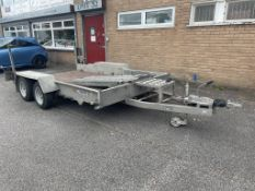 Indespension E11 3500kg Twin Axle Trailer | YOM: 2007