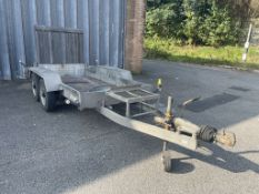 Indespension GT2700 Twin-Axle Trailer | 2700kg Capacity