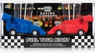 480 x Racing Car Shot Glasses | RRP £3,840