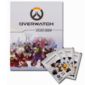 1750 x Overwatch Sticker Starter Packs | RRP £7,000