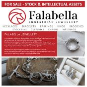 Stock, Customer/Supplier List, Website/Domain Name of Falabella Silver Equine Jewellers