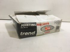 Trend Jointing Biscuits No.10 | Approx. 1000