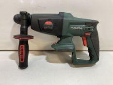 Metabo KHA 18 LTX Cordless 18v SDS Hammer Drill BODY ONLY | RRP: £221.42