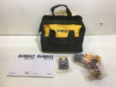 DeWALT DCD710 Combi-Drill in Soft Carry Case W/ Battery | 10.8V