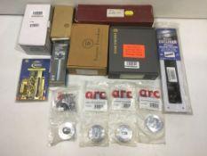 12 x Various Door Hardware Accessories