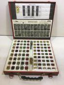 Oem MFG ltd Set of Lock Cylinder Pins in Metal Case