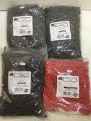 4 x Packs of TimCo Premium Plastic Wall Plugs