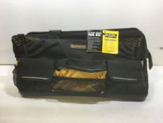 Roughneck 24'' Wide Mouth Tool Bag