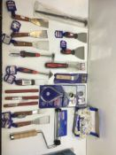 Selection of Various Faithfull Hand Tools