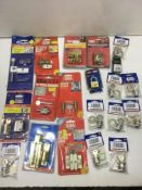 20 x Various Home Security Kits | Window Locks | Padlocks | Door Chains