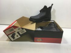 Dickies Safety Boots   Size 7