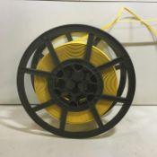 12mm Yellow Banding Reel
