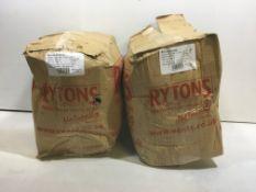 2 x Packs of Rytons Rytweep Cavity Weeps | 200 Per Pack