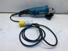 """MAKITA GA5021 110v Angle grinder - 5"""" (125mm)"""