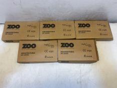 5 x Various Zoo Hardware Sash Locks