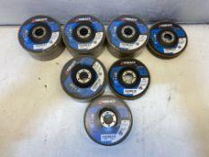 29 x Various Abracs Flap Disks