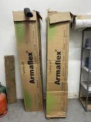 20 x Armacell Armaflex Black Insulation Foam Tubes