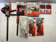 Mixed Lot Of Various Bessey Tools & Accessories