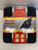 Starrett KMP11021 General Purpose 11 Piece TCT Holesaw Kit