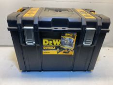DeWalt DCK264P2 1st and 2nd Fix Nailer Twin Kit T-STAK CARRY CASE, Nailer Kits Not Inlcluded! Case O