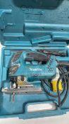 MAKITA 4350FCT, 240v Jigsaw | w/ Carry Case