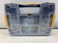 6 x DeWalt DW5LZIPIT 200 Piece Plasterboard Anchors Kit