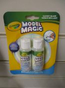 500 x Brand New Crayola Model Magic Glossy Glaze & Varnish Sets