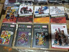 100 x Assorted Hardback Novels from DC | See description | ZERO VAT