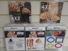 1000 x Various Sticker and Decal Sets | RRP £3.99 each