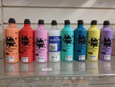 100 x Bottles of Ready Mixed Poster Paints | Various Colours