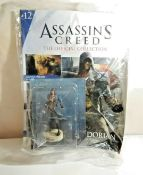 50 x Brand New & Sealed Assasins Creed Magazine and Figure Combo Pack | RRP £9.99 each