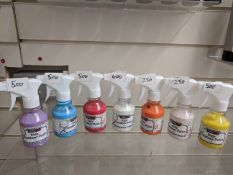 300 x Brand New Kids Outdoor Paints with Trigger Spray | Various Colours