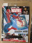 500 x Brand New & Sealed Various DC Comics/Drawing Books | RRP £4.99 each | ZERO VAT