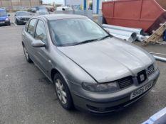 Seat Leon TDI s | SH05 VSM | NON RUNNER | Zero VAT on Hammer