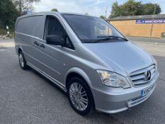 Mercedes-Benz Vito 113 CDI Diesel Panel Van | KX63 NVP | 117,209 Miles